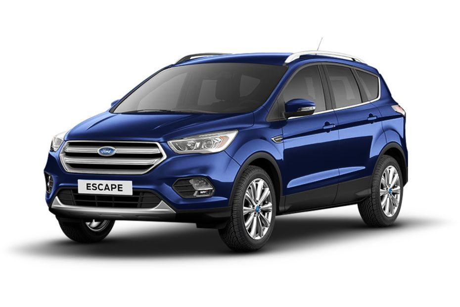 ford escape colors in uae   zigwheels