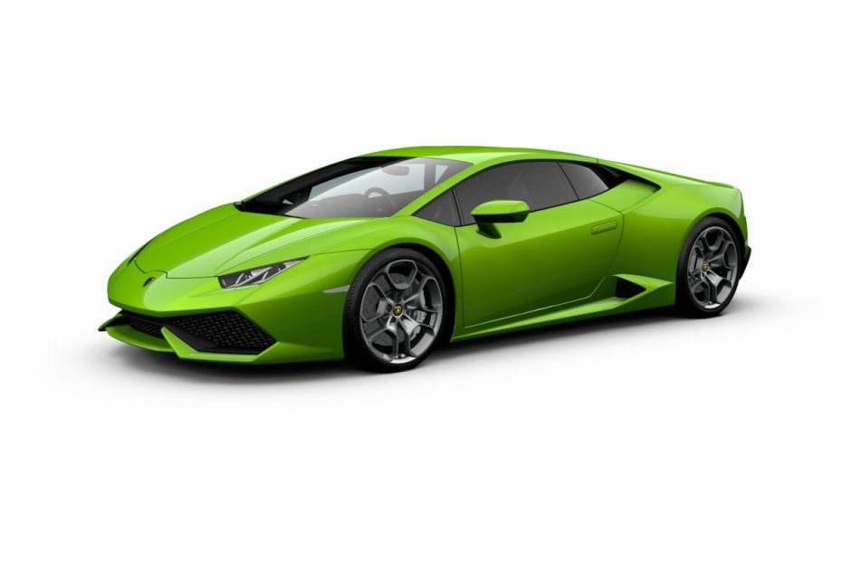 Lamborghini Huracan Colors In Uae Zigwheels