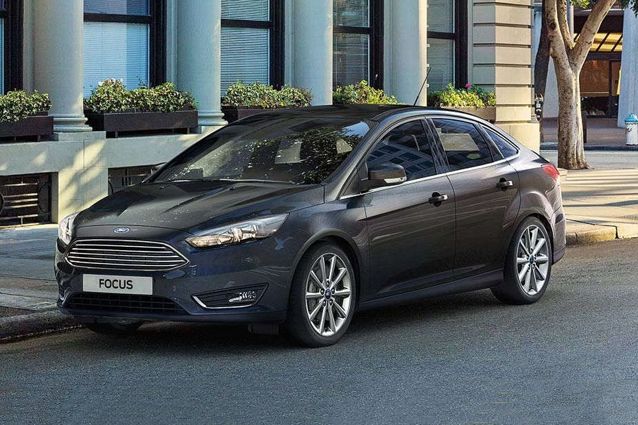 Ford Focus Colors