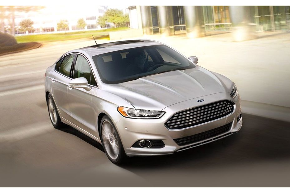 Ford Fusion Colors