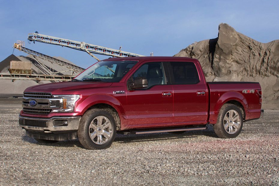 Ford F-150 Images