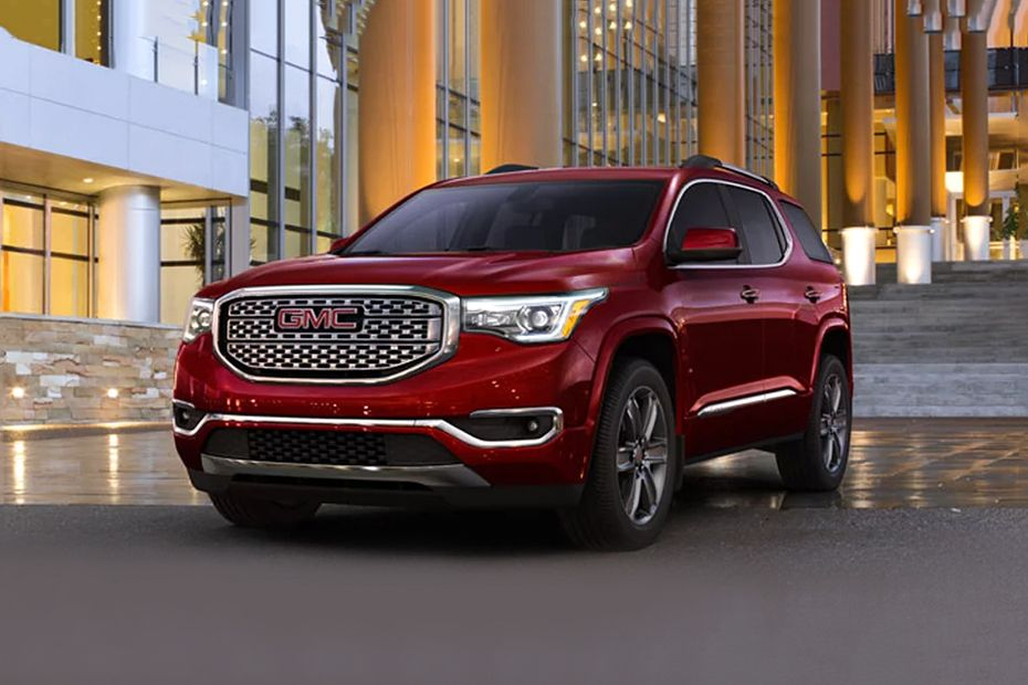 GMC Acadia Images