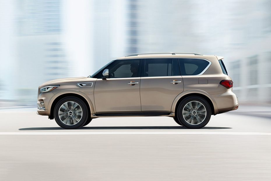 Infiniti QX80 Colors