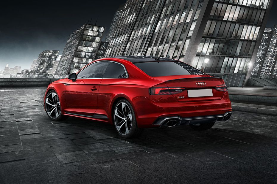 Audi RS 5 Coupe Videos