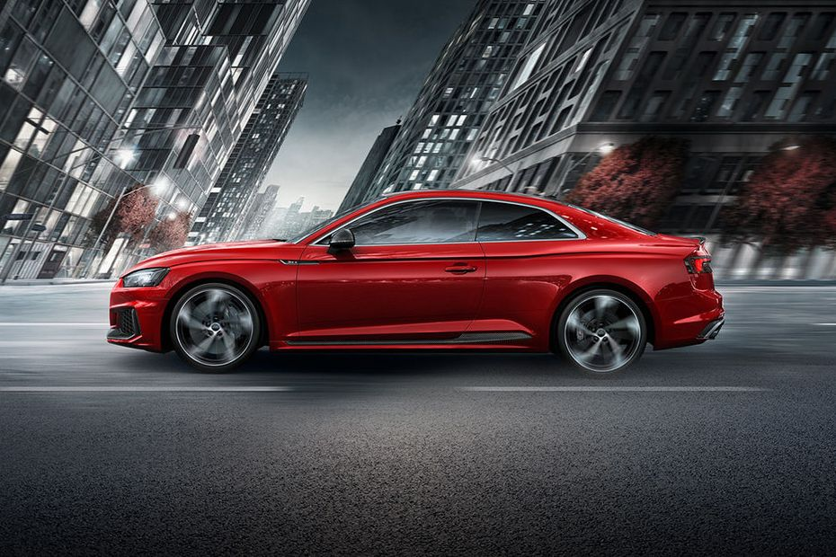 Audi RS 5 Coupe Colors