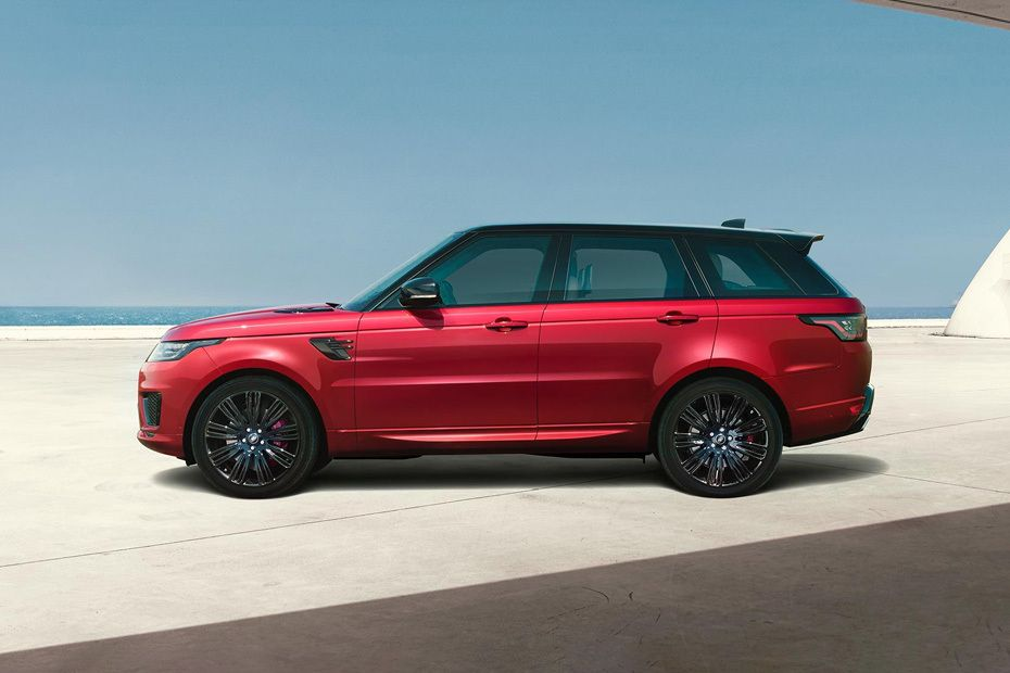 Land Rover Range Rover Sport Colors