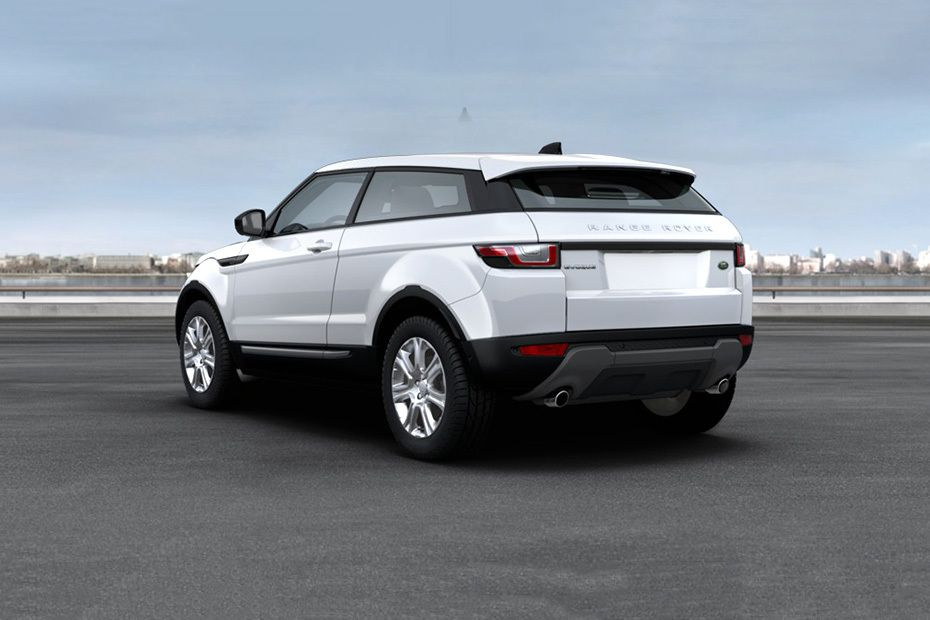 Land Rover Range Rover Evoque Coupe Videos