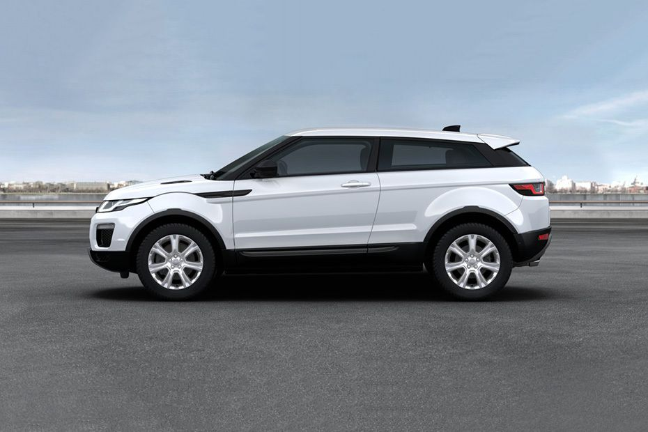 Land Rover Range Rover Evoque Coupe Colors