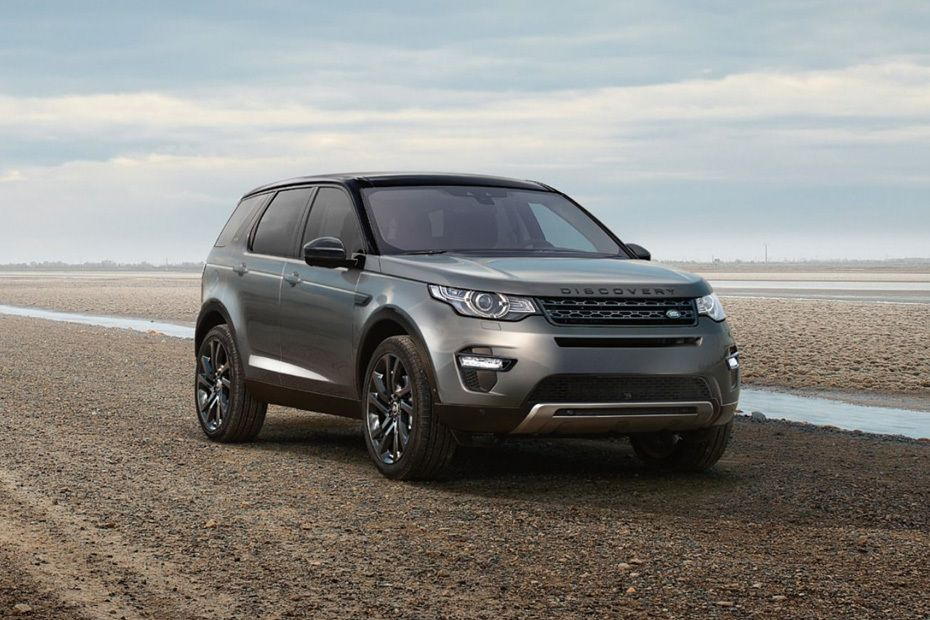Land Rover Discovery Sport Colors