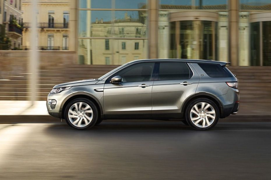Land Rover Discovery Sport Videos