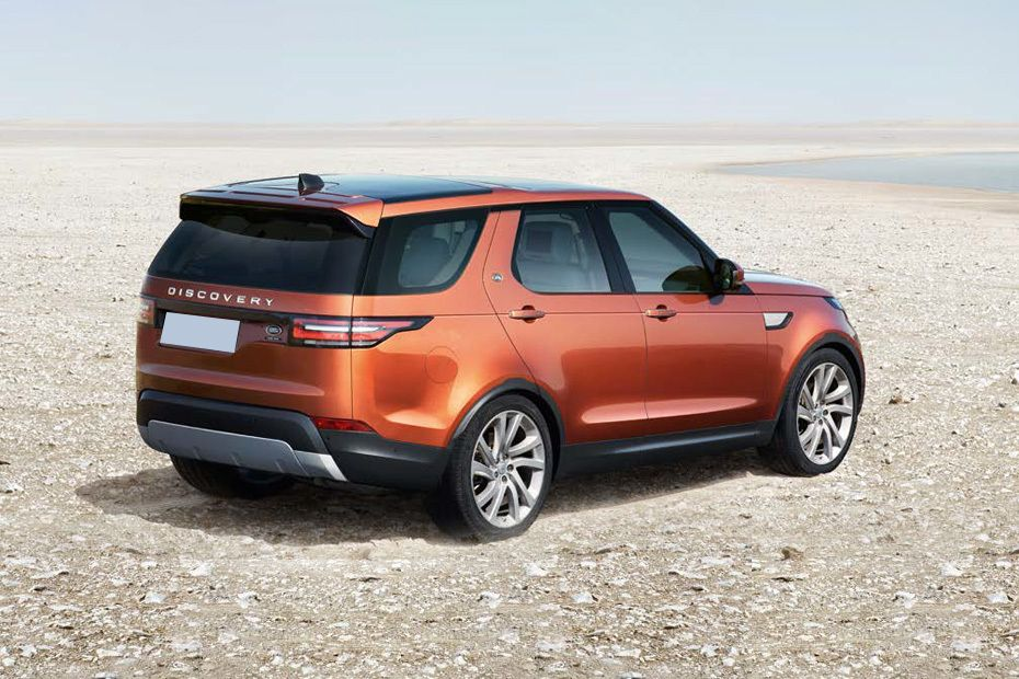 Land Rover Discovery Videos