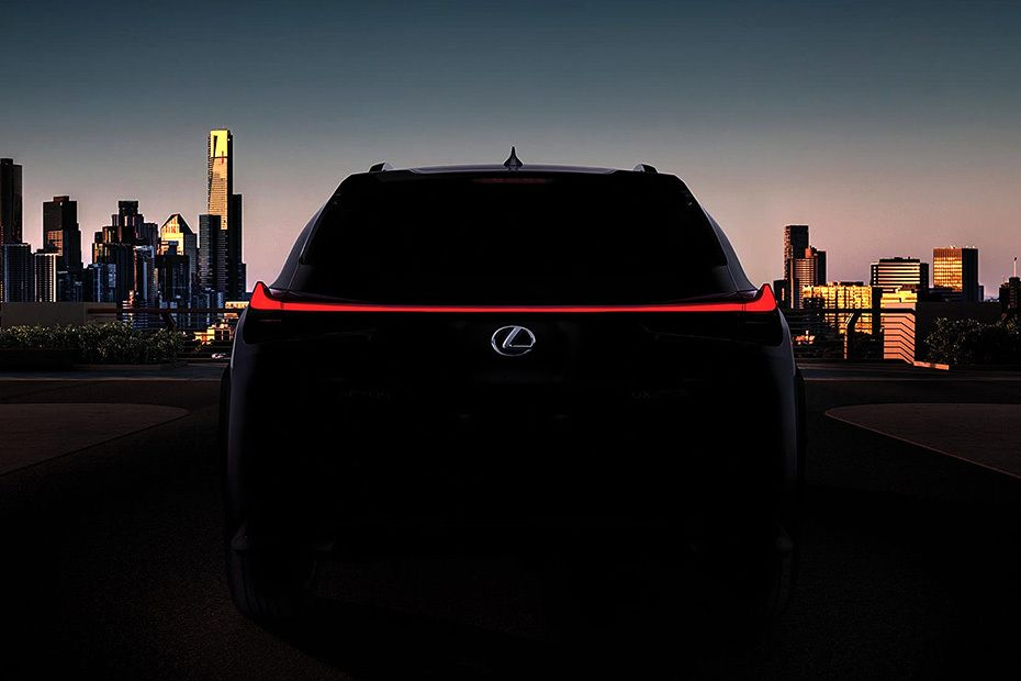 Lexus UX Colors