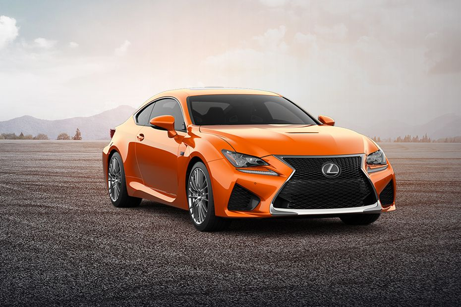 Lexus RC F Videos