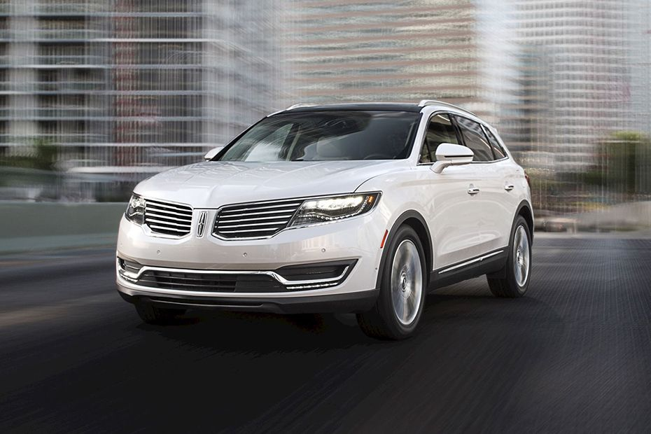 Lincoln MKX Images
