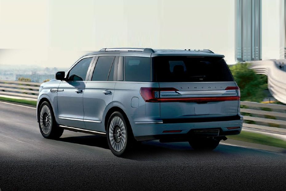 Lincoln Navigator Colors