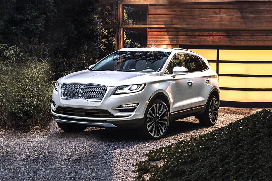 Lincoln MKC Images