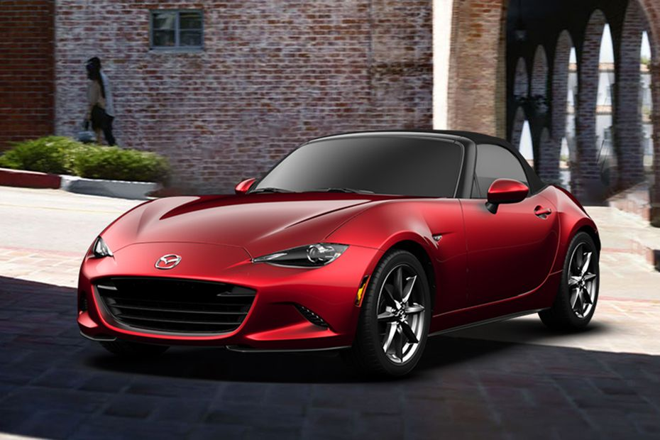 MX-5 Front angle low view