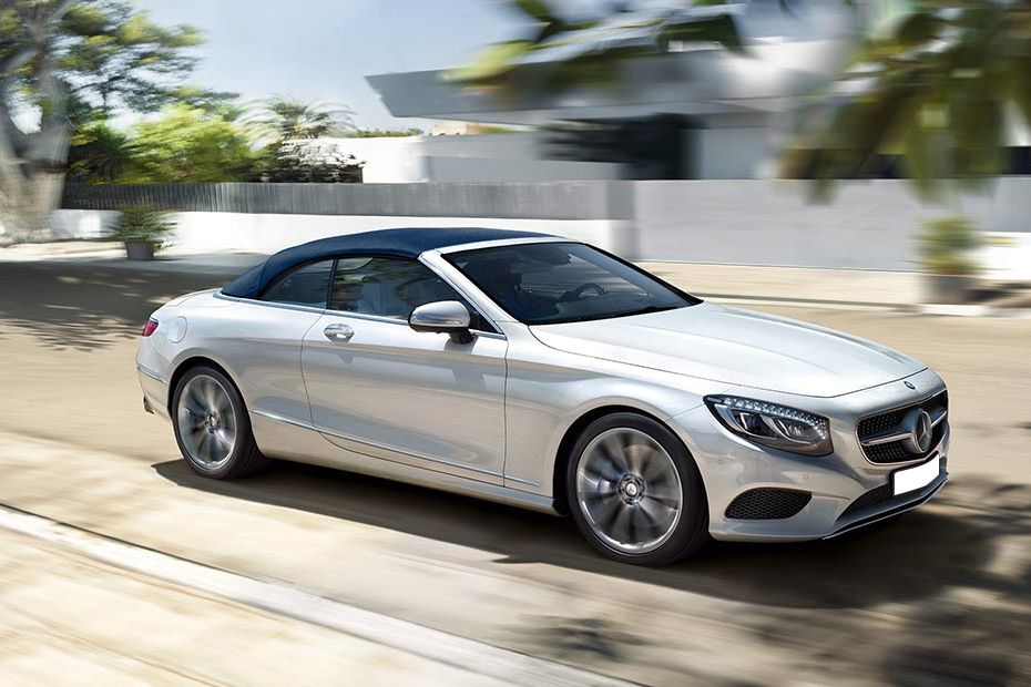 Mercedes-Benz S-Class-Cabriolet Videos