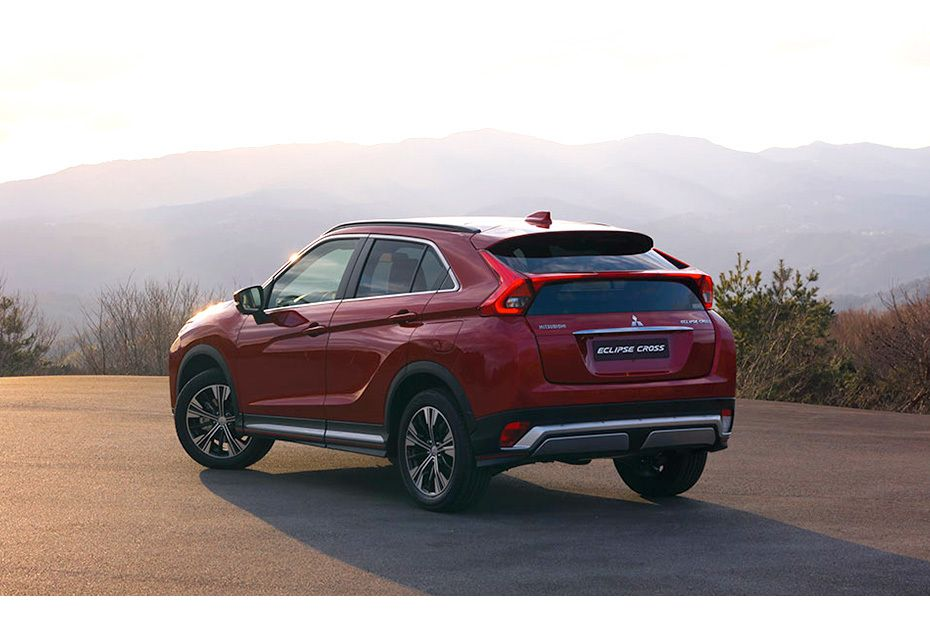 Mitsubishi Eclipse Cross Colors