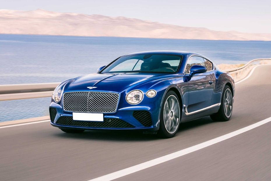 Bentley Continental Images