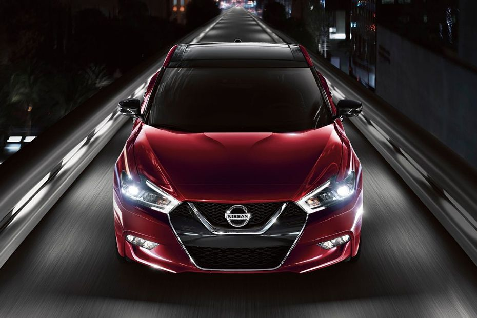 Full Front View of Maxima