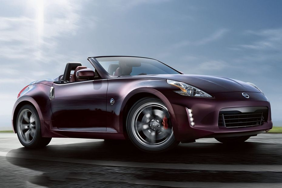 Nissan 370Z Roadster Colors