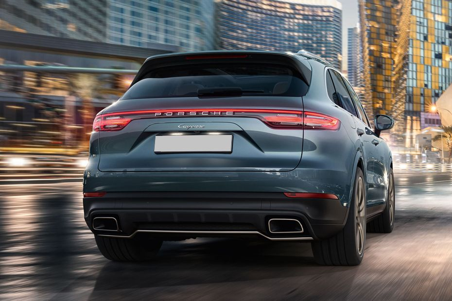 Porsche Cayenne Colors
