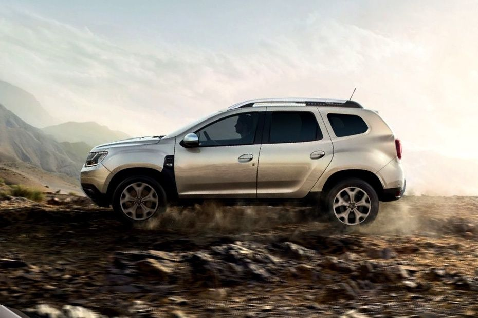 Renault Duster Colors