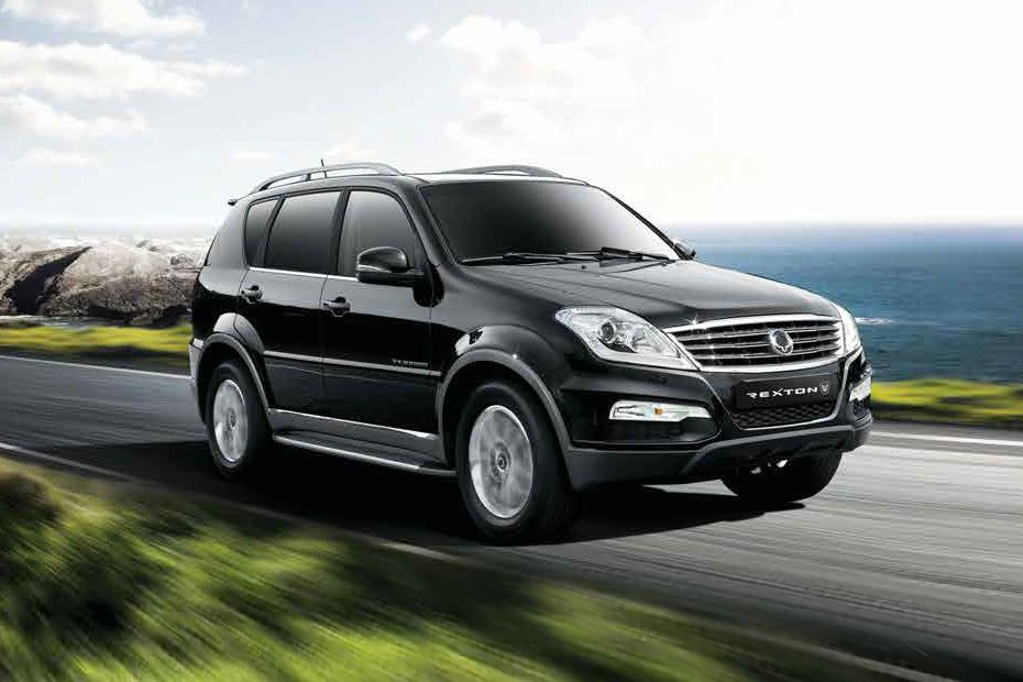 Ssangyong Rexton W Videos