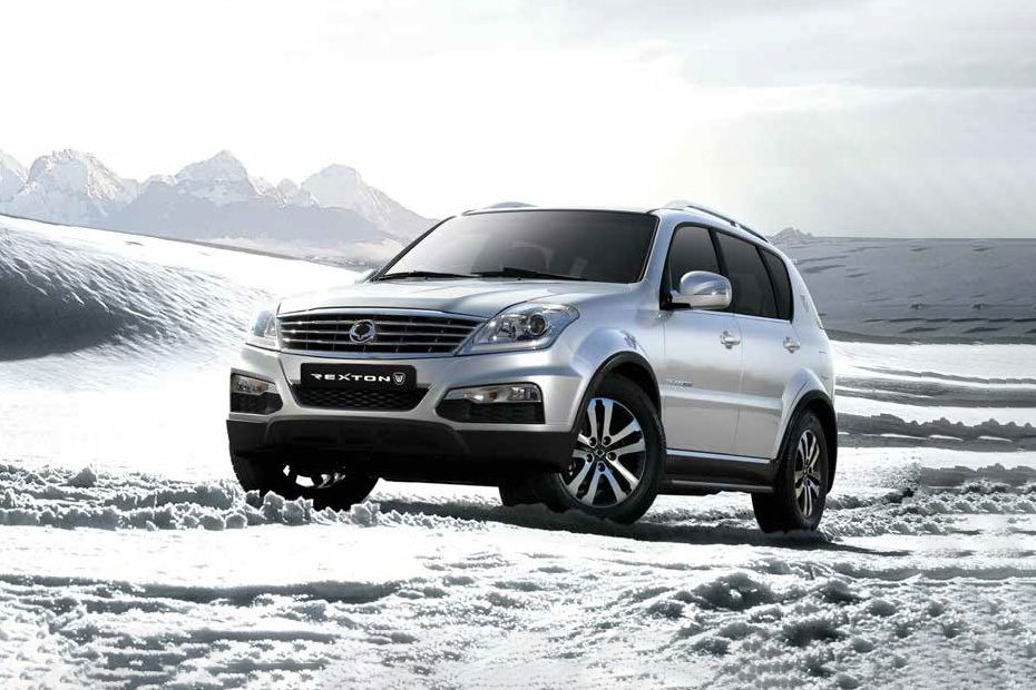 Ssangyong Rexton W Colors