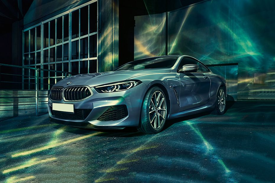 BMW 8 Series Coupe Images