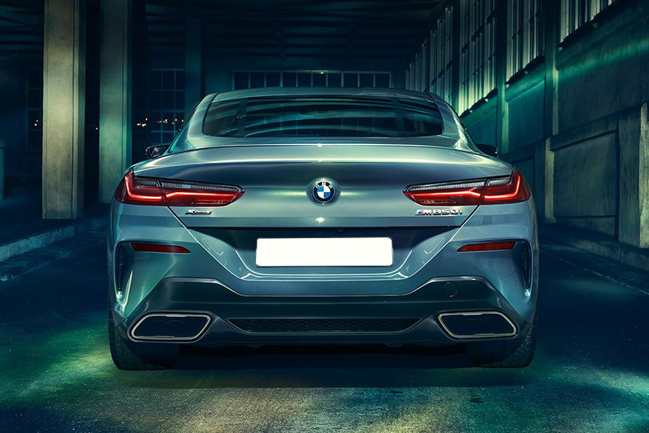 BMW 8 Series Coupe Colors
