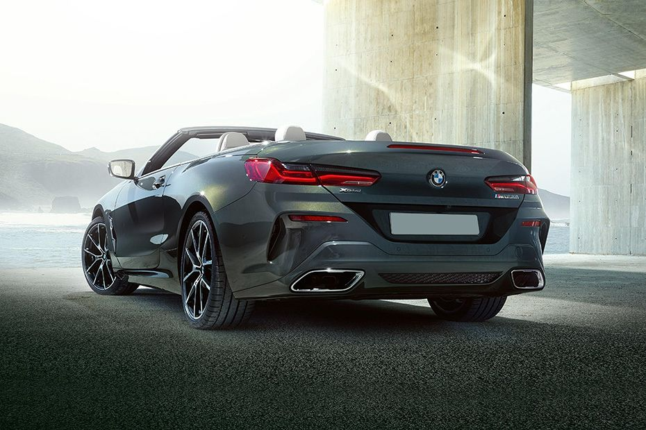 BMW 8 Series Convertible Colors