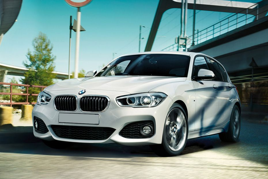 BMW 1 Series 5 Door Images
