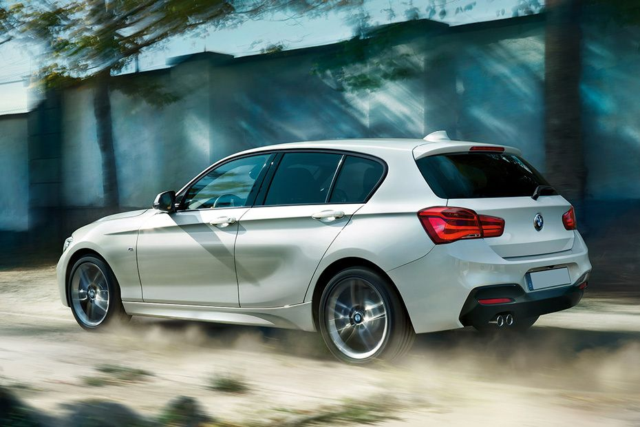BMW 1 Series 5 Door Videos