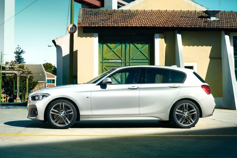 BMW 1 Series 5 Door Colors