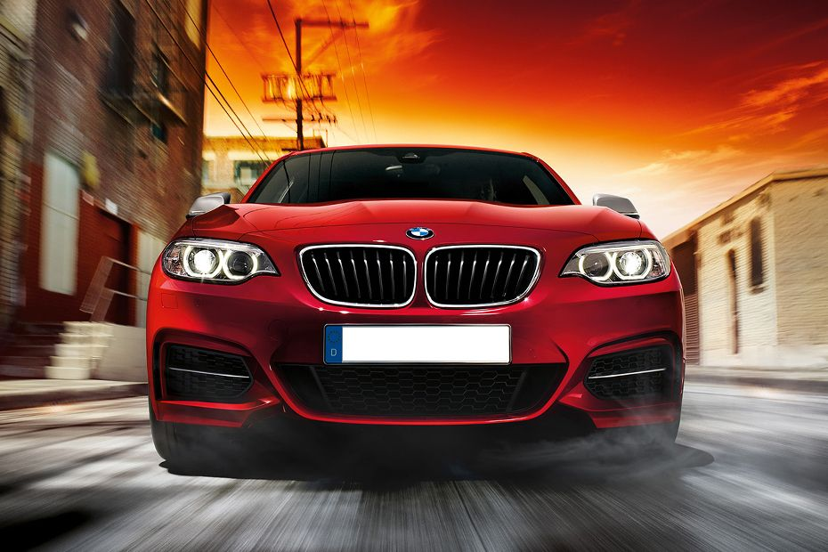 BMW 2 Series Coupe Images