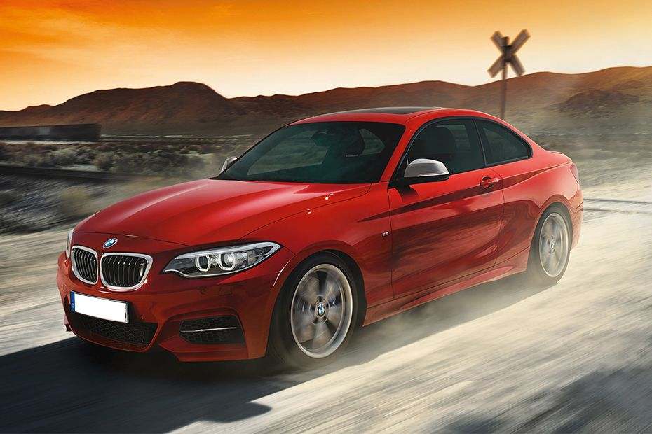 BMW 2 Series Coupe Colors