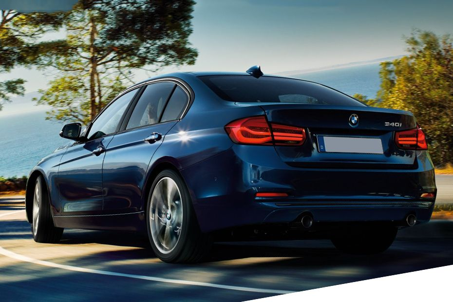 BMW 3 Series Sedan Images