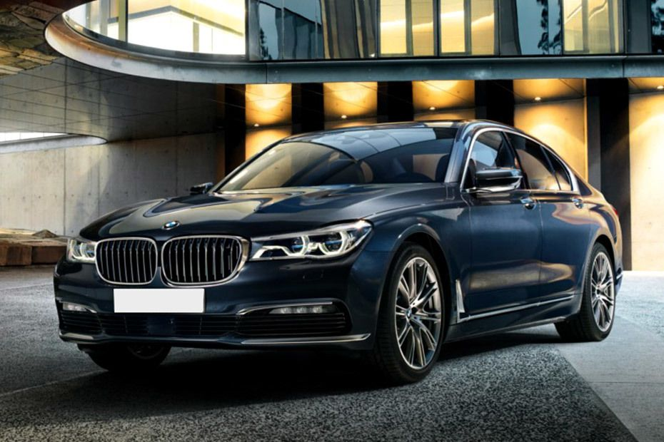 BMW 7 Series Sedan Images