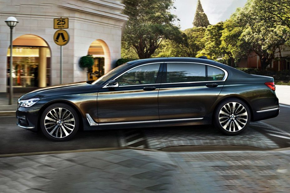 BMW 7 Series Sedan Colors