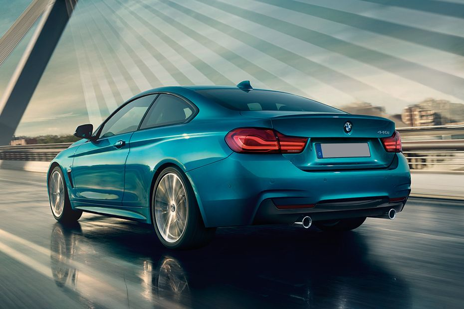 BMW 4 Series Coupe Videos