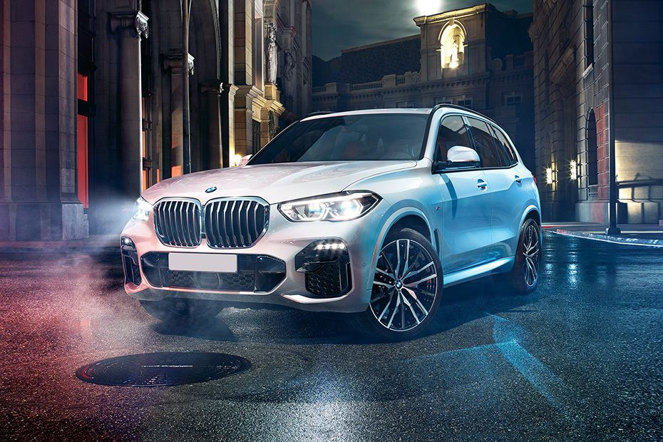 X5 Front angle low view