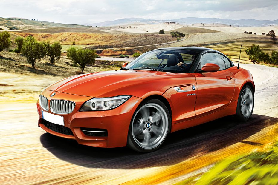 BMW Z4 Roadster Images