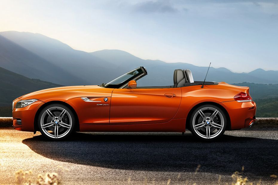 BMW Z4 Roadster Colors