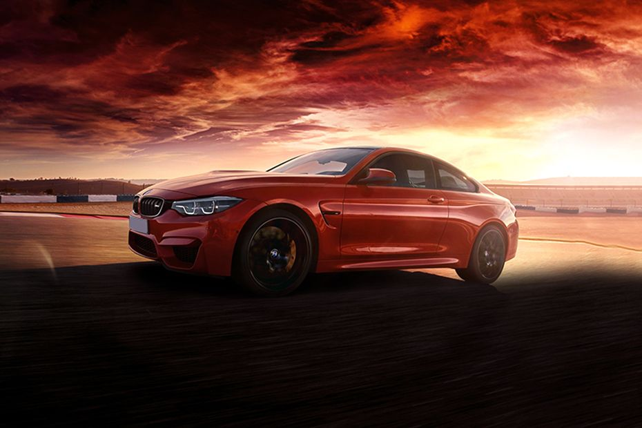 BMW M4 Coupe Images