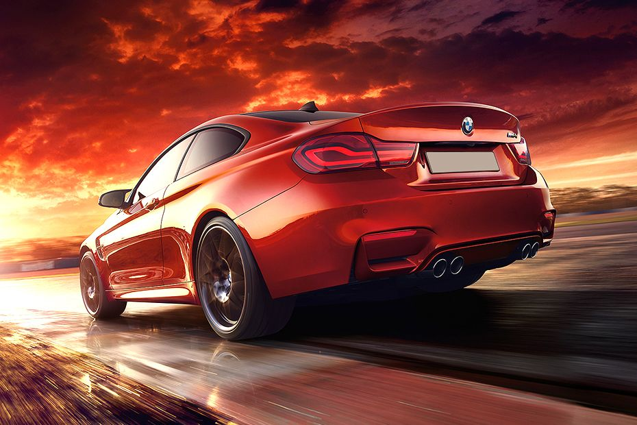 BMW M4 Coupe Videos