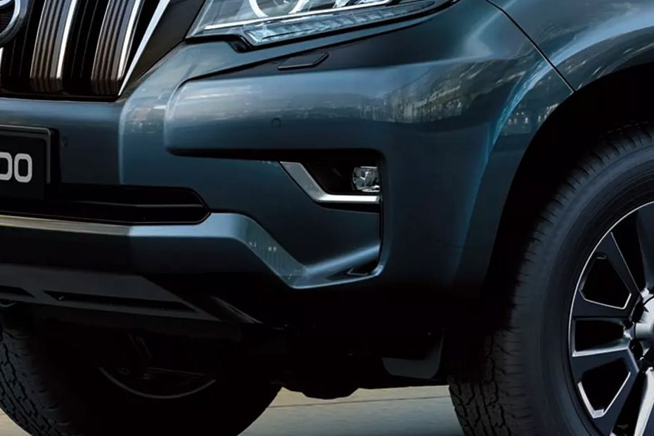 Toyota Land Cruiser Prado Videos