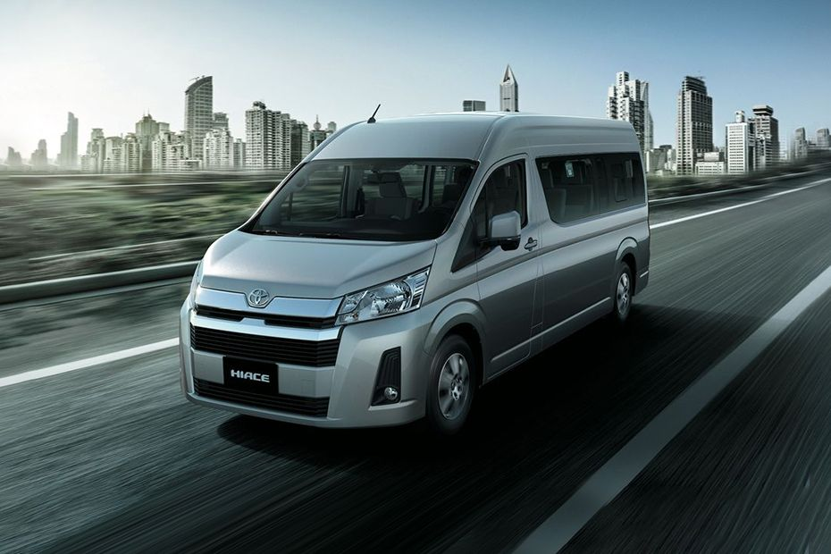 Toyota Hiace Images