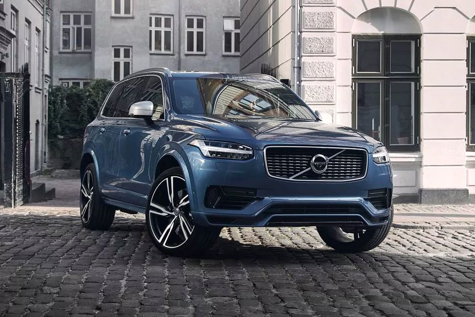Volvo XC90 Colors